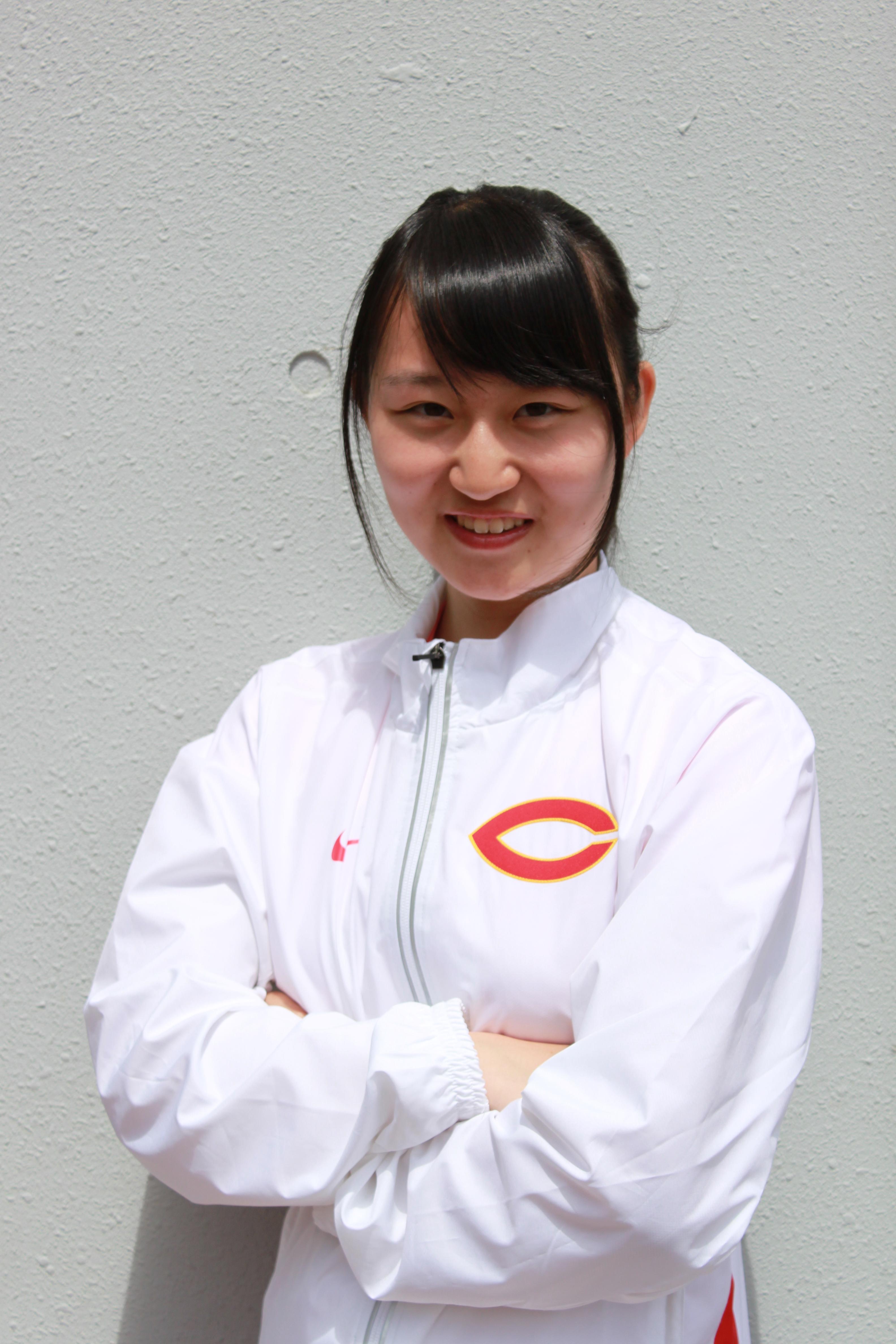 織田 理紗子(1年)