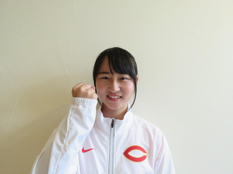 織田 理紗子(2年)