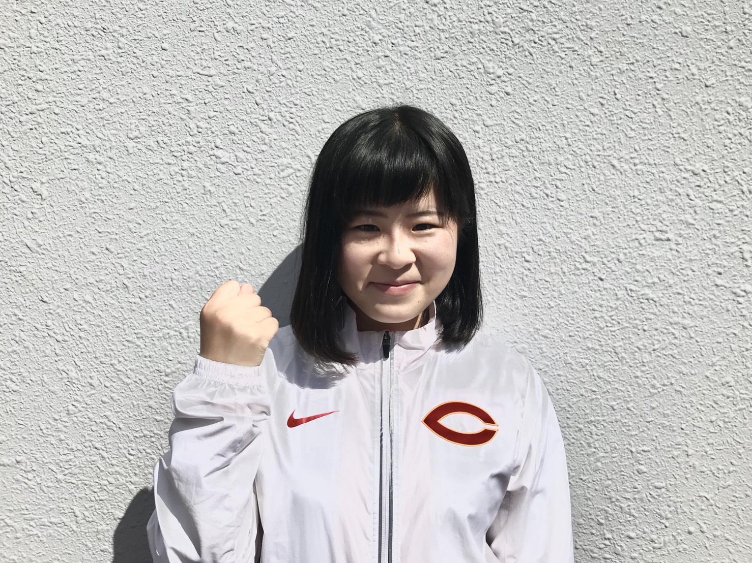 滝元 恵(3年)