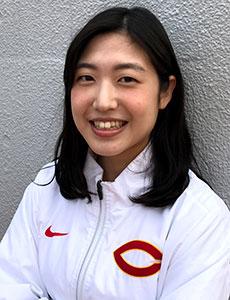 永井 彩絵(4年)
