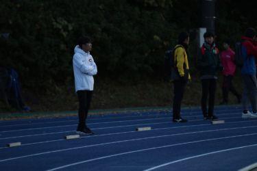 日体 花田コーチ